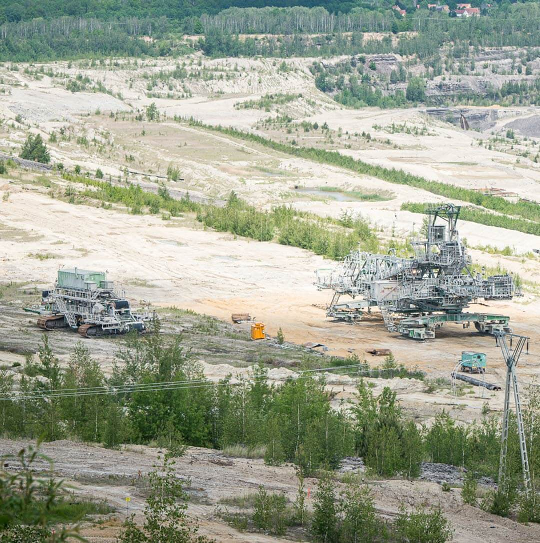 Nezákonná těžba ohrožuje místní
