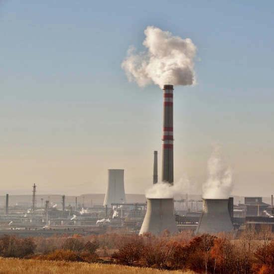 Začít efektivně snižovat emise skleníkových plynů.